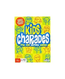 Kids Charades Game Box