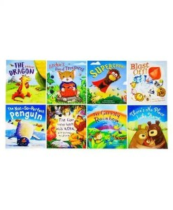 Read with Grandma Collection - Book Set