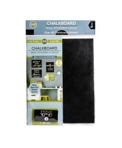 Chalkboard Wall Stickers - 45 Chalkboard Stickers