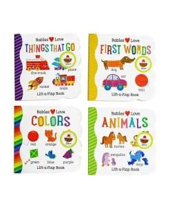 Babies Love Original Board Book Set of 4