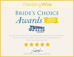 Brides Choice Awards 2013-JPittsProductions