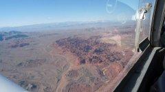 La vallée de feu, Grand Canyon.