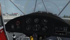 Cockpit du J/1 Autocrat