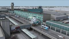 Aéroport de Montréal sur FSX (FlyTampa)