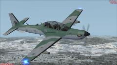A-29 virtuel de Tim Conrad