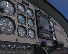 Cockpit Van RV-7 Baytower