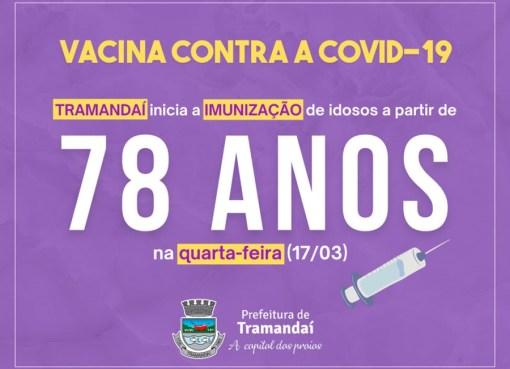 Vacina 78 Tramandai