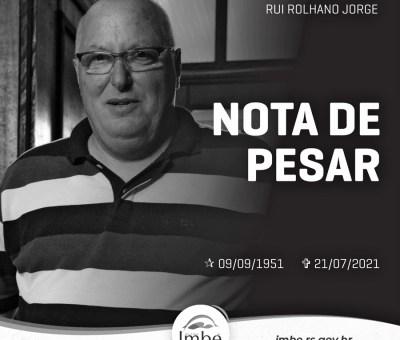 Rui Velhano