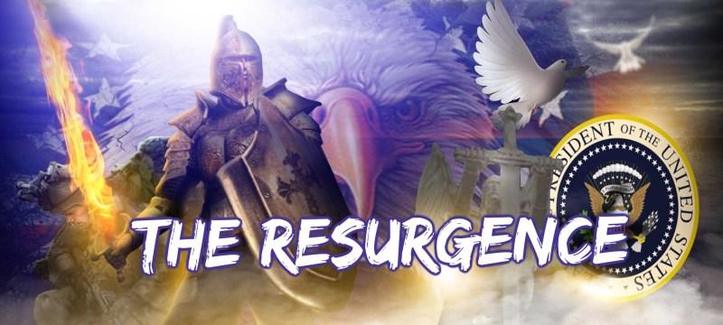 JP LOGAN - The Resurgence