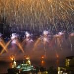 Festival Pyromélodique de Monaco 2014 - Pologne