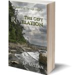 3D book cover for The Gift: Revelation