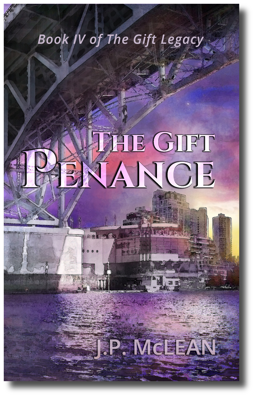 Penance Book Cover