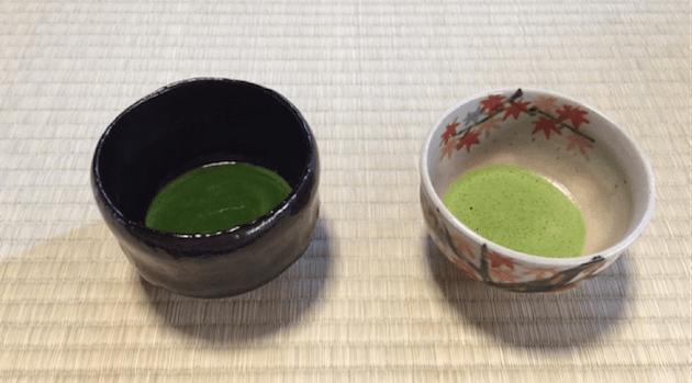 茶道の抹茶は2種類 濃茶と薄茶の違いって?