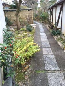 泉仙の路地
