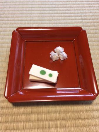 京都 寺町御池 御池煎餅と大原路
