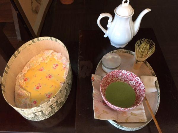 茶道をお家でも楽しもう!バレンタイン茶会