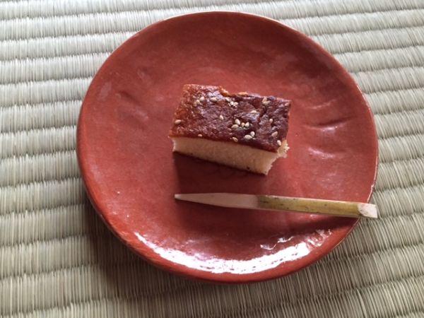 茶道でも人気 ひと味違った秋の和菓子とは?甘いの苦手な人にもおすすめ!
