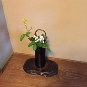 千寿閣 花