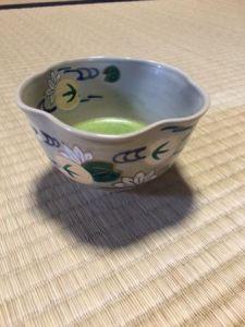 蓮の茶碗.JPG