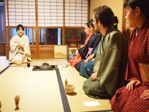 茶道体験 外国人留学生
