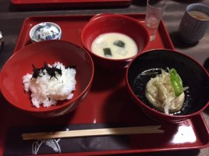 精進料理 京都