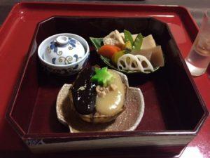妙心寺 精進料理