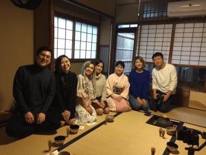 茶道体験 京都