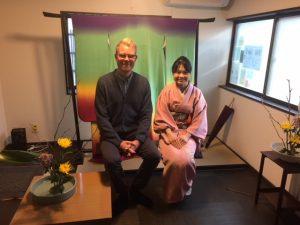 京都で茶道体験