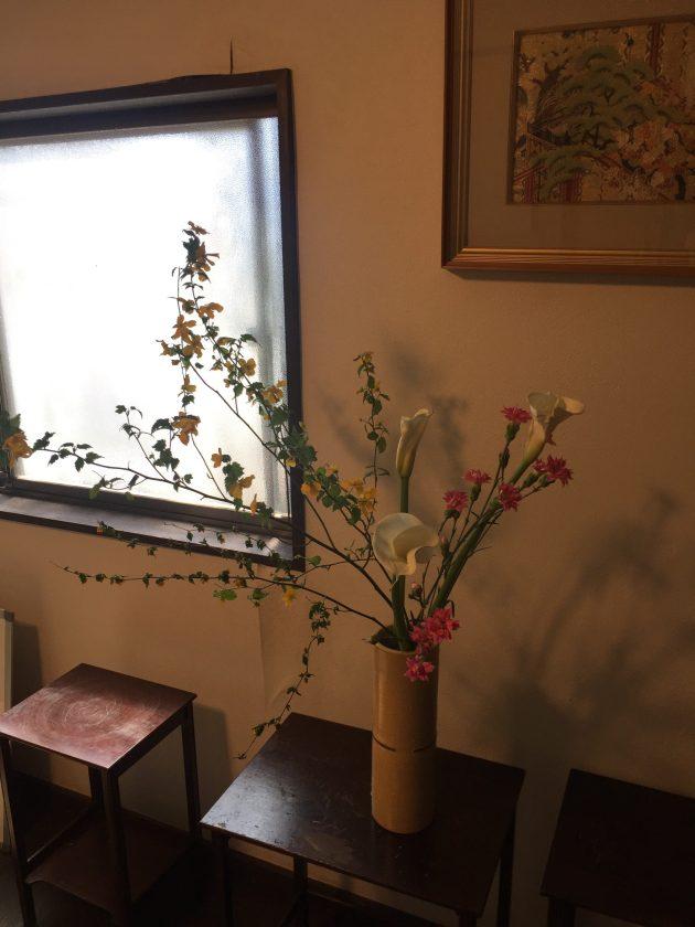 お家でできるいけばな紹介 京都のいけばな教室