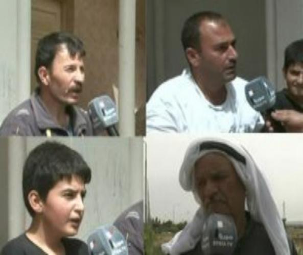 ناجون من مجزرة الزارة: عناصر المجموعات الإرهابية هاجموا البلدة فجراً وقتلوا الأطفال والنساء بالمنازل والطرقات