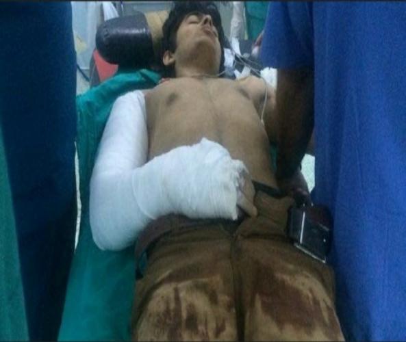 بالصور: تركيا تعالج الدواعش في مستشفياتها