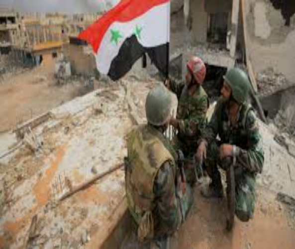 الجيش يسيطر على 13 قرية ومزرعة في الغوطة الشرقية لـ دمشق