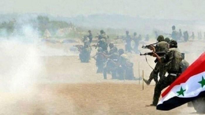 الجيش العربي السوري يدخل مدينة الرقة معقل تنظيم داعش