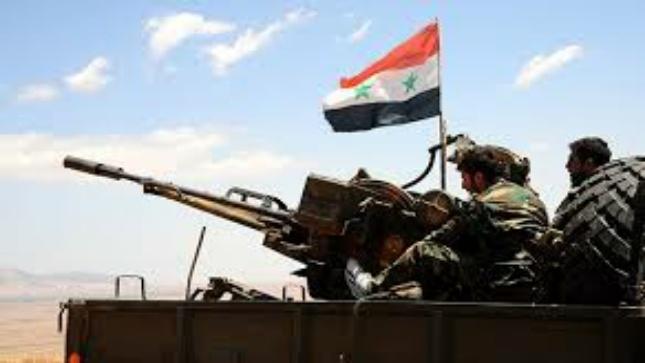 الجيش يواصل تقدمه باتجاه الرصافة ويسقط طائرة استطلاع لـ داعش