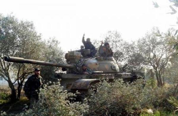 مقتل العشرات من الإرهابيين بينهم متزعمون في ريف حلب الجنوبي الغربي