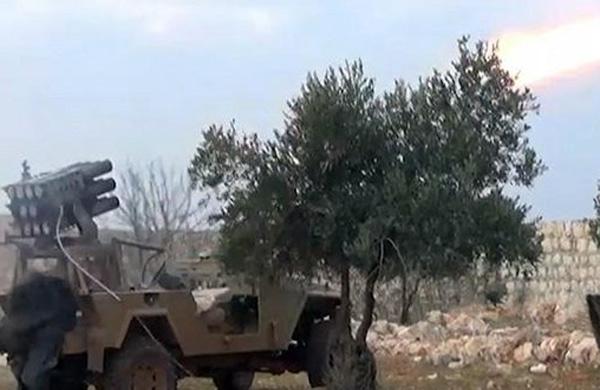 مقتل 22 مسلحاً من لواء