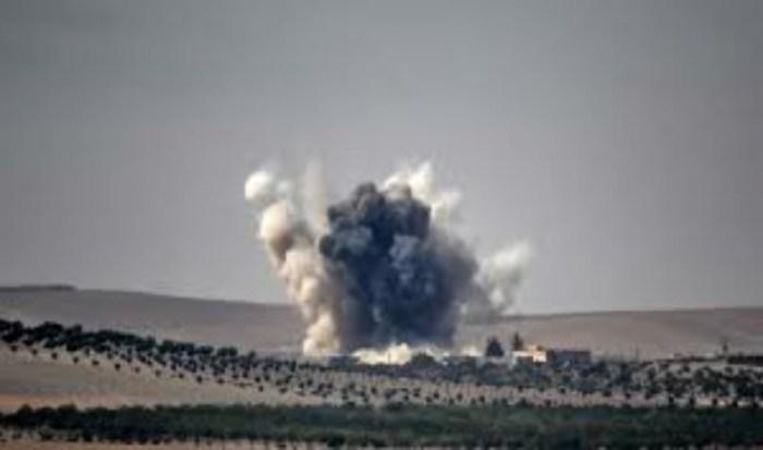 قيادة الجيش تعلن تقليص ضرباتها الجوية في حلب