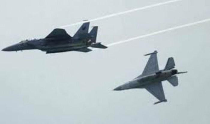 الطيران الاسرائيلي يقصف منطقة الصبورة بريف دمشق