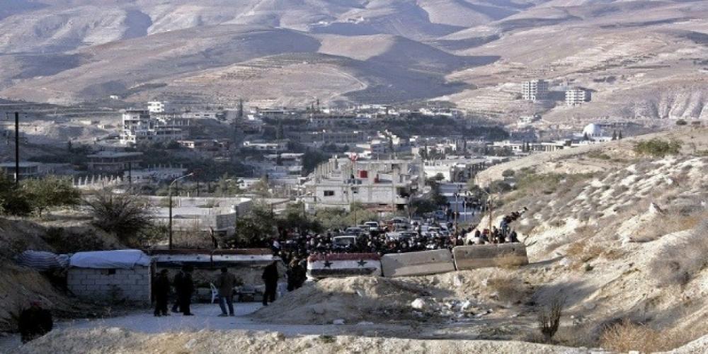 بنود الاتفاق بين وفد المصالحة والمجموعات المسلحة في وادي بردى