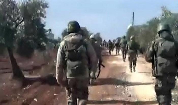 الجيش يسيطر على 9 قرى في ريف حلب الشرقي