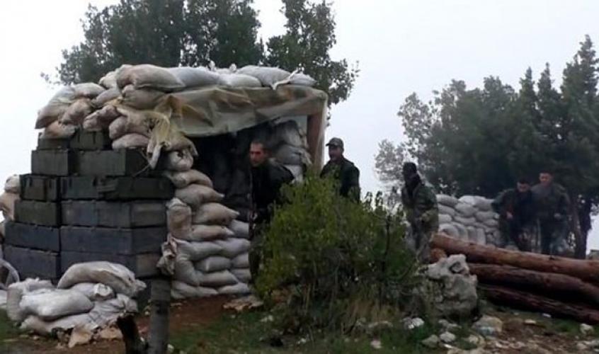 الجيش يتقدم نحو حلفايا ومحيط طيبة الإمام بريف حماه الشمالي