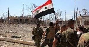 السيطرة على بلدة حلفايا بريف حماة الشمالي والقضاء على مئات الارهابيين