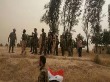 الجيش يحبط هجوماً إرهابي على نقاط عسكرية في خان الشيح والحسينية بريف دمشق