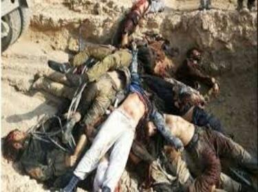 مقتل العشرات من إرهابيي داعش بعمليات برية وجوية للجيش بدير الزور