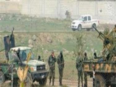 الجيش السوري يسحب معداته الثقيلة من الزبداني