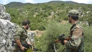 الجيش يبسط سيطرته على جبل كشكار بريف اللاذقية الشمالي