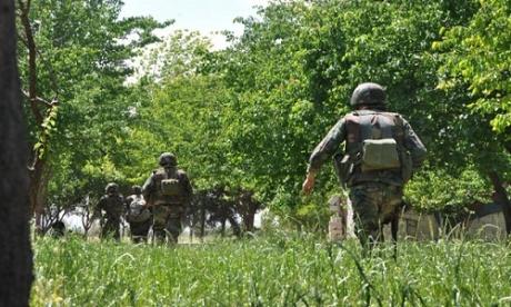 الجيش يسيطر على مساحات واسعة بريف اللاذقية بينها موقع لـ
