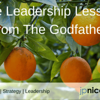 Five Leadership Lessons From The Godfather