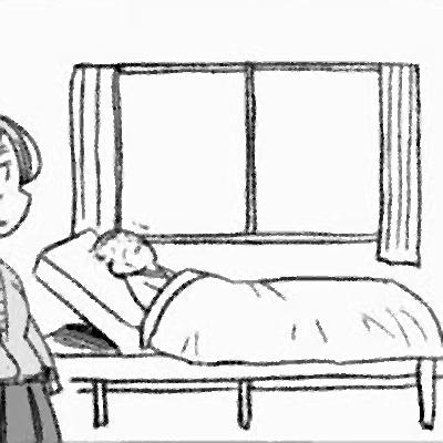 親の部屋いったら親死んでたわ