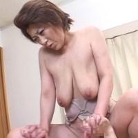 『叶艶子』豊満からガリガリに痩せた 規格外な垂れ乳熟女
